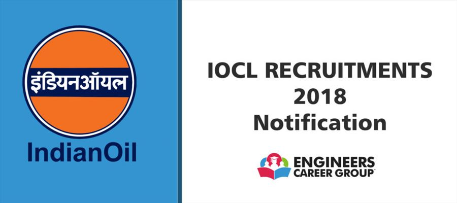 Apply for Engineering and Workmen Post in IOCL 2018