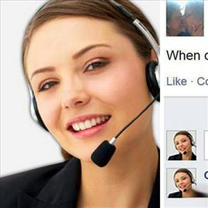 Funny argument with customer care executive