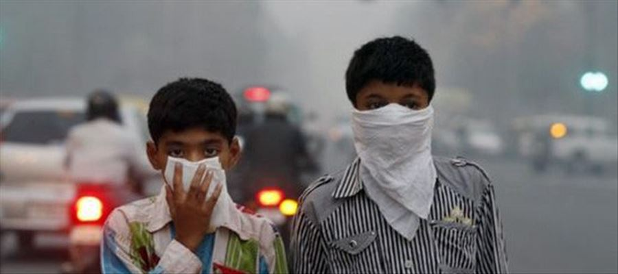 Will Air pollution affect our respiratory Track?