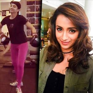 Some Health tips which every girls must know from Actress Trisha