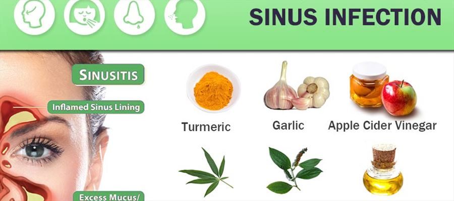 Are you suffering from Sinus, follow these remedies