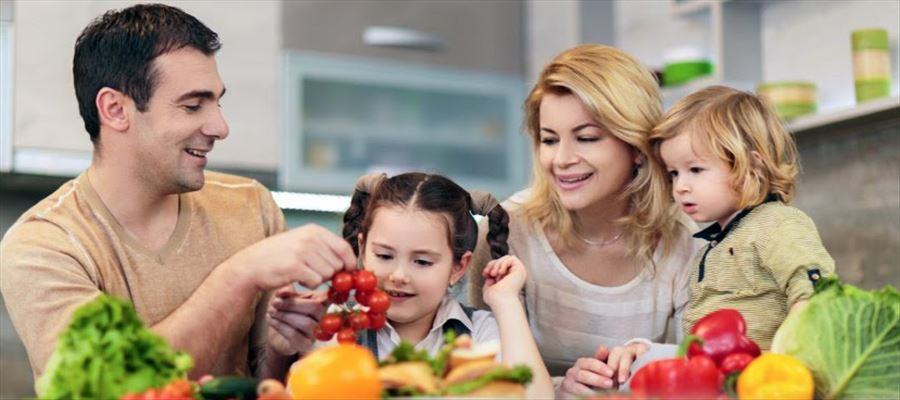 Healthy eating habits for your kids