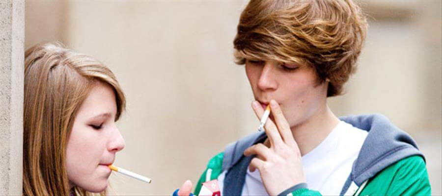 why do teenagers smoke Teens turn to cigarettes for a number of reasons: some are motivated by peer pressure — they smoke to be like their friends teens who are socially awkward may start smoking as a way to fit in some like the appeal of.
