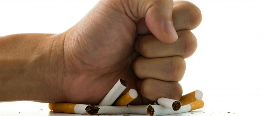 Follow these steps to quit smoking and drinking