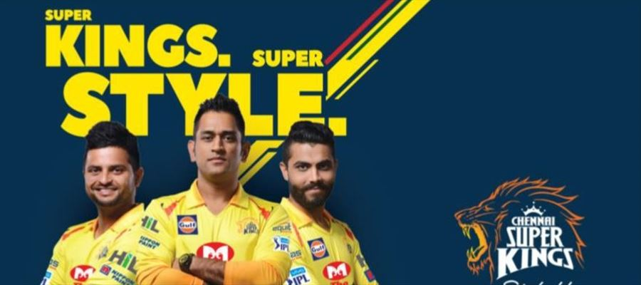 Peter England is the Official Style Partner for Chennai Super Kings