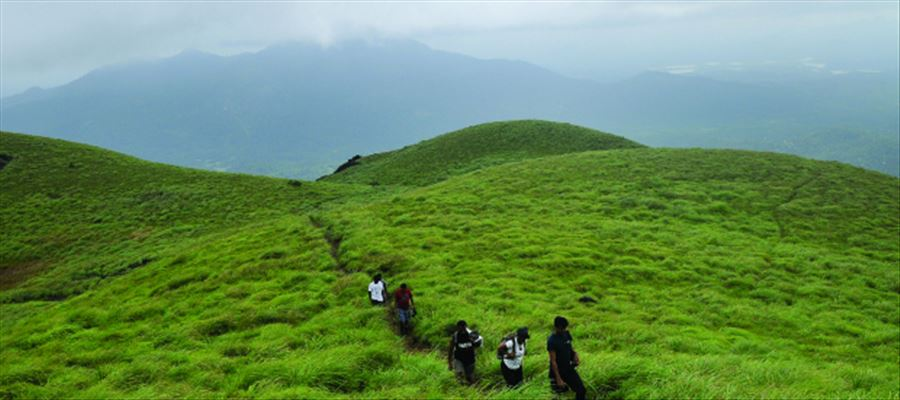 Chembra Peak in Kerala amazing for Trekking