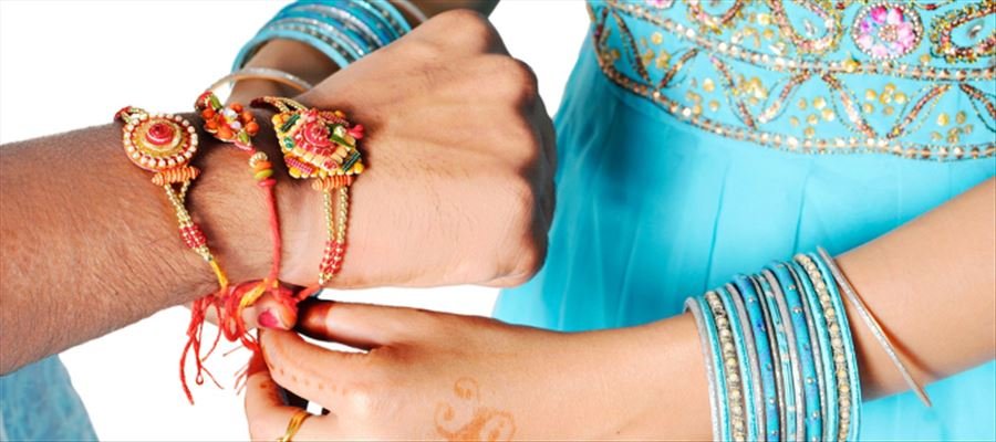 Raksha Bandhan: Unsung Bond between Brother & Sister