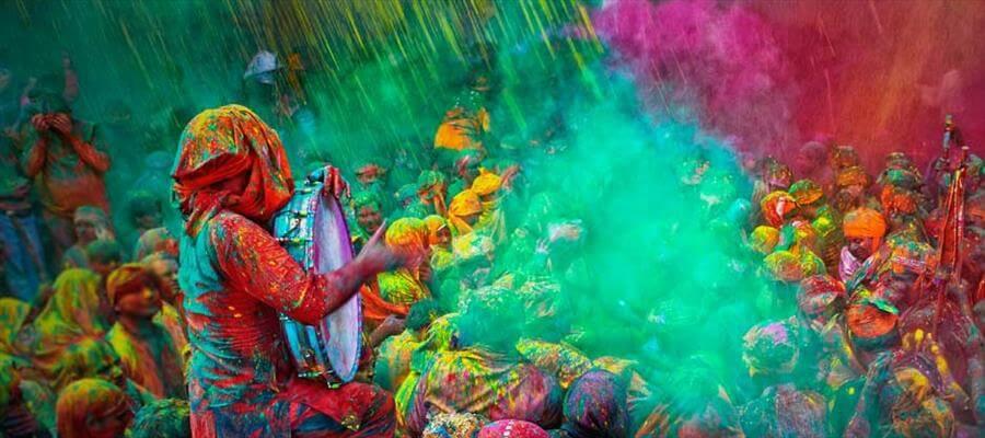 British Airways Celebrates the Colourful Festival of Holi
