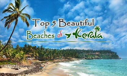 Best Beaches of Kerala that are best suited for sightseeing