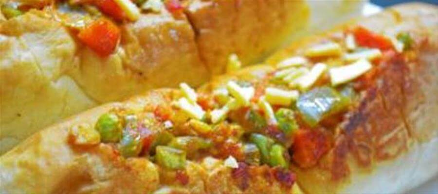 Cookery :: Mixed Vegetable Curry Roll Recipe