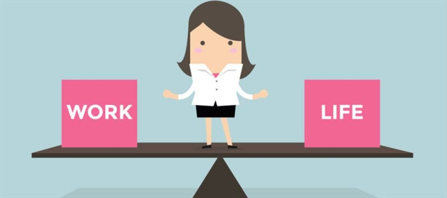 Balancing work and family life is a difficult task, especially for women