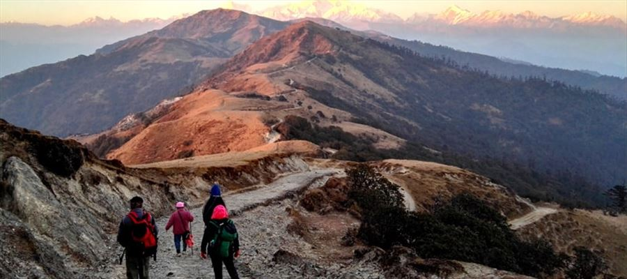 Sandakphu- Best known for trekkers