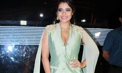 Kajol Gets Hotter With Age
