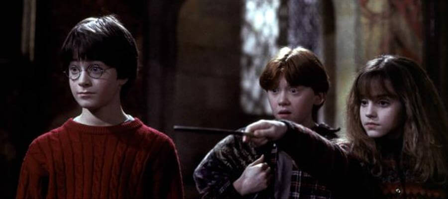 Mistakes in 'Harry Potter and Philosopher's Stone'