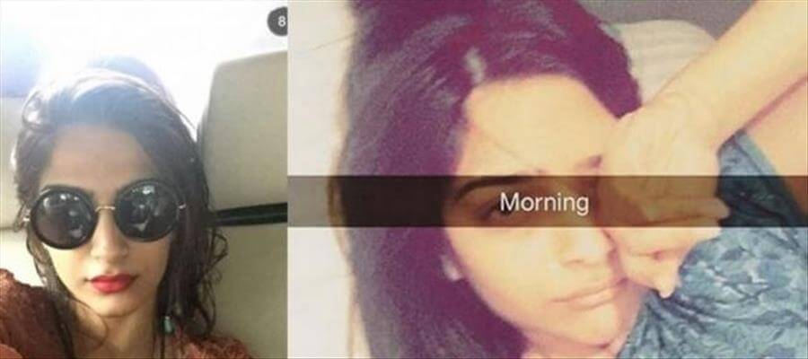 Celebrities whom you should follow on Snapchat !