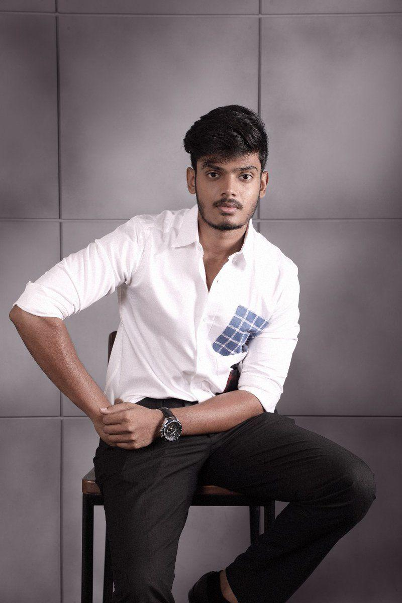 Actor Akash Puri Latest Stills