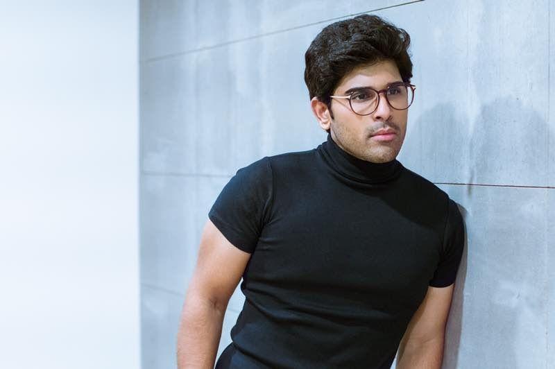 Actor Allu Sirish Latest Photo Stills