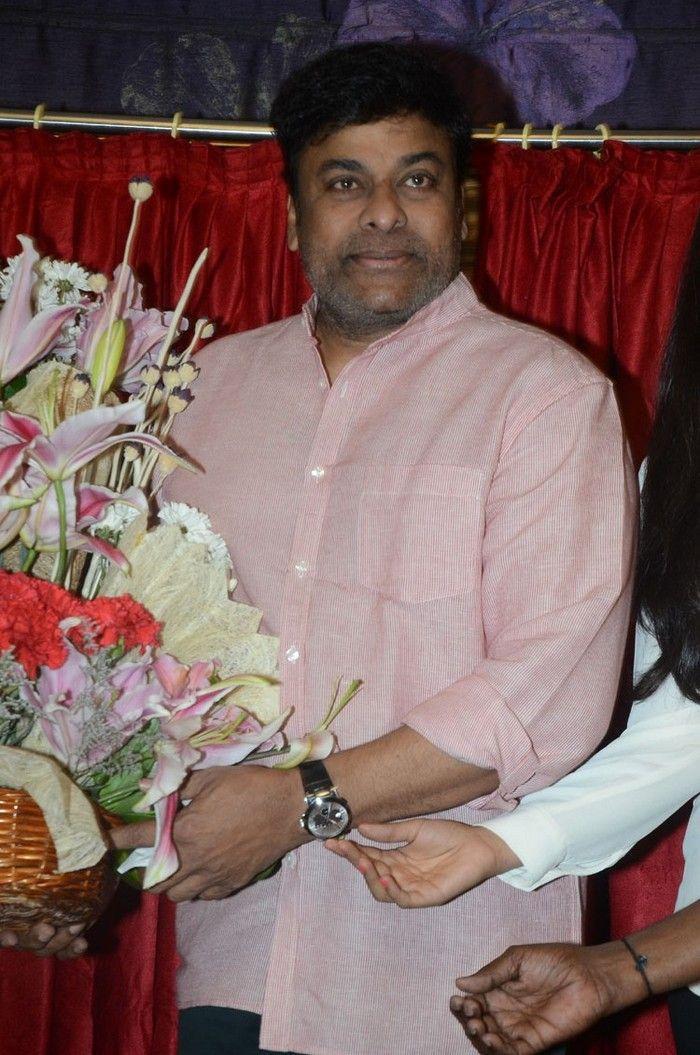 Actor MegaStar Chiranjeevi Latest Photo Stills