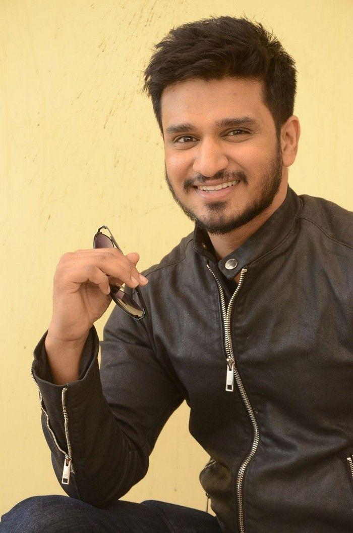 Actor Nikhil Siddharth Latest Photo Stills