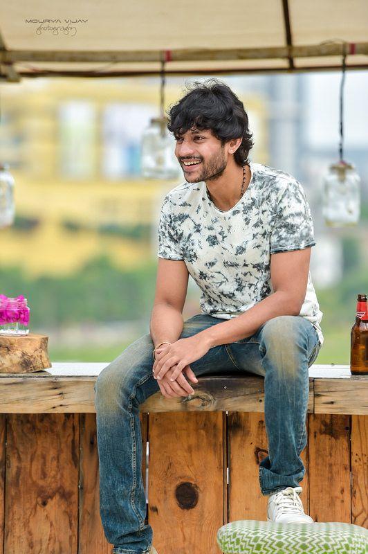 Actor Rajath Varakavi Latest Stills