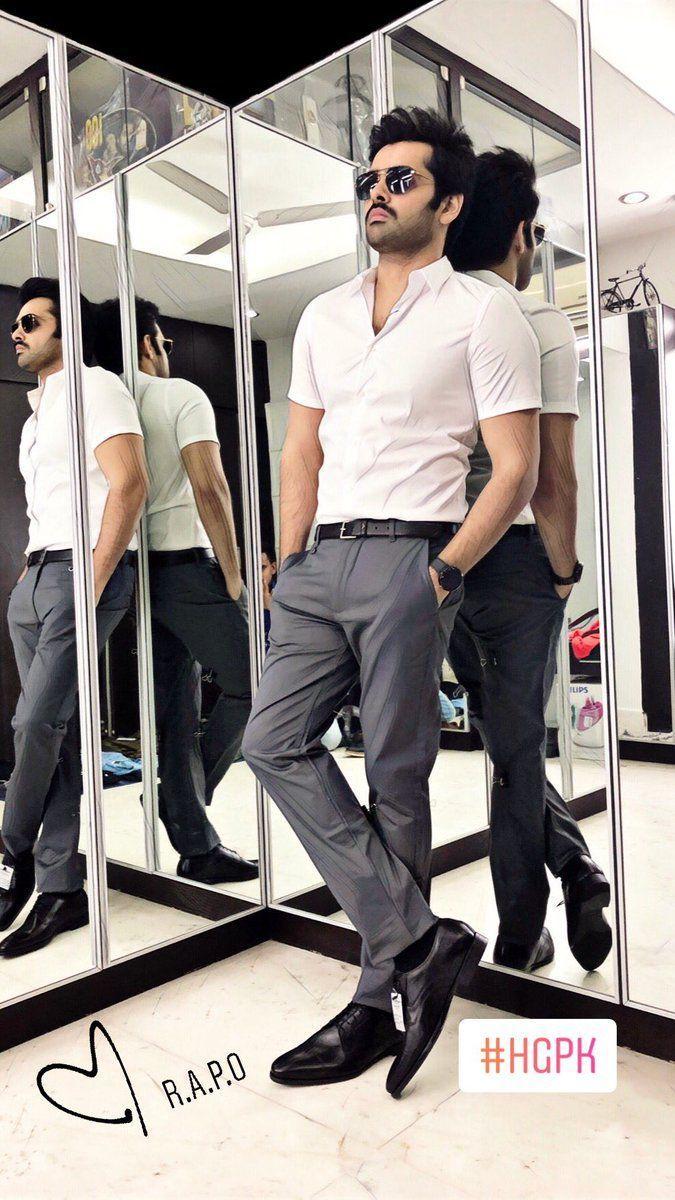 Actor Ram Pothineni Latest Photo Stills