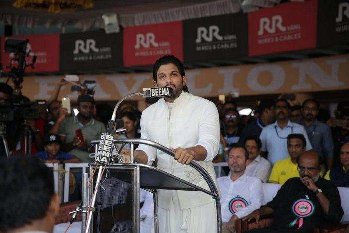 Allu Arjun Mollywood Event Pics