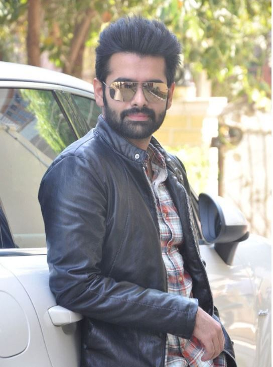 Hero Ram Latest New Photos
