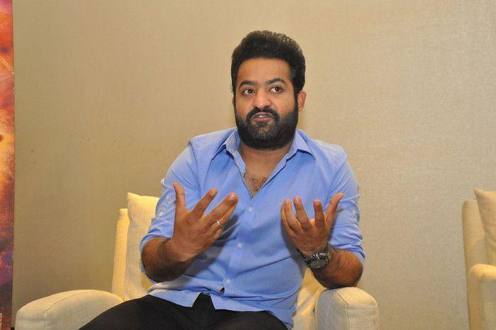 Jr NTR Jai Lava Kusa Movie Interview Stills