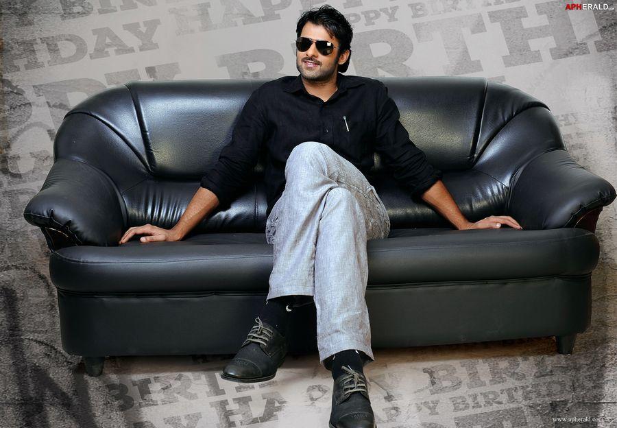 Prabhas Handsome Look Photos