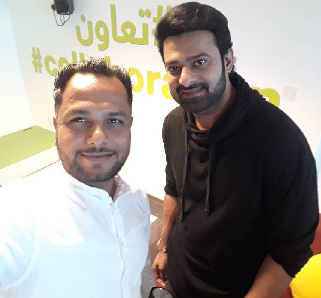 Young Rebel Star Prabhas Latest Clicks!!