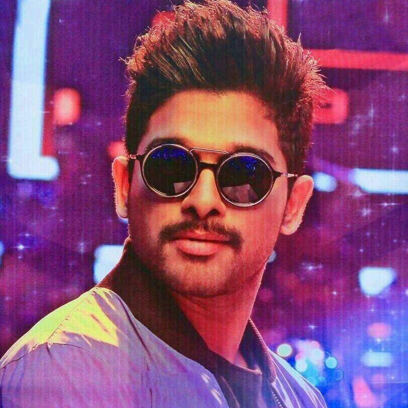 Allu Arjun Latest HD Stylish Photos