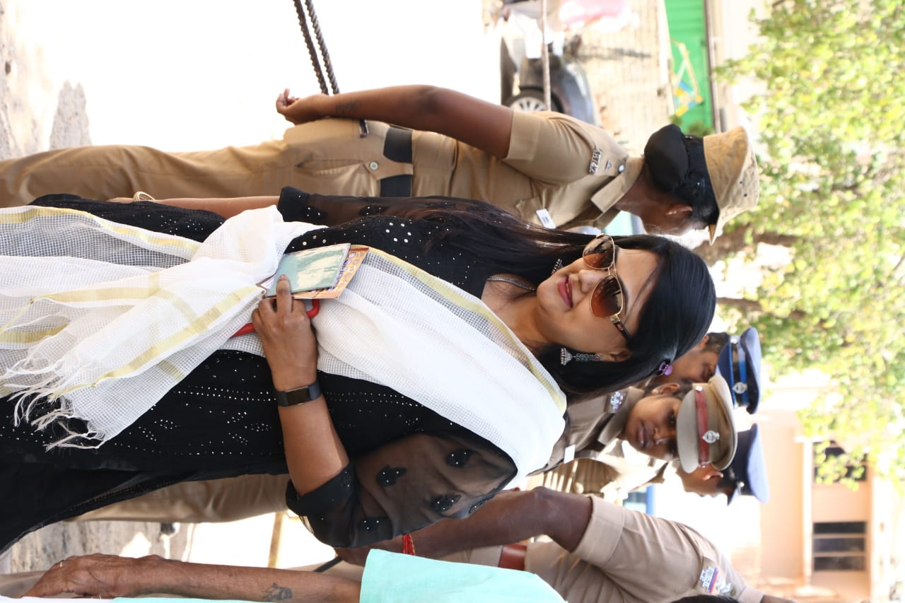 Exclusive Pics From Nadigar Sangam Elections Set 2