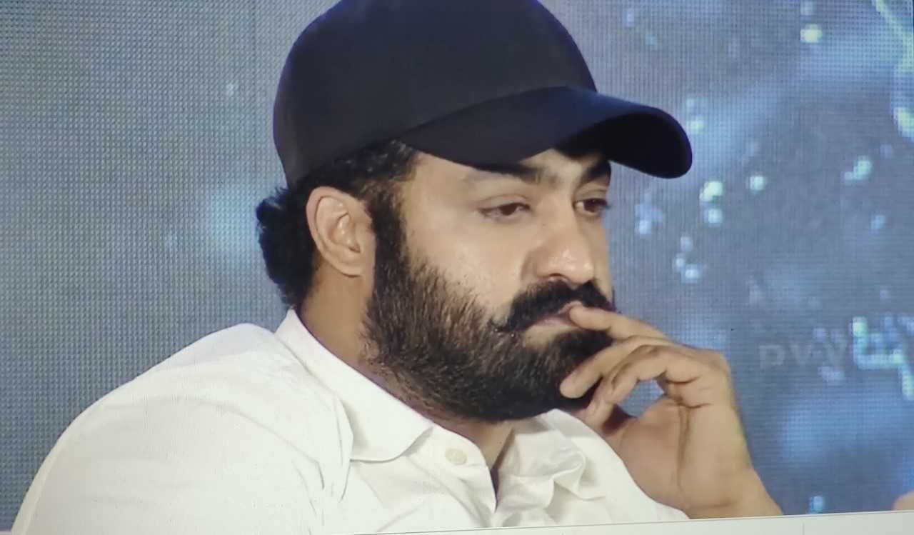 Hero NTR New Look