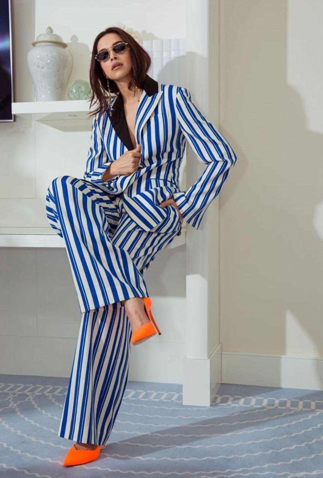 Deepika Padukone Latest Fashionable Stills from Cannes