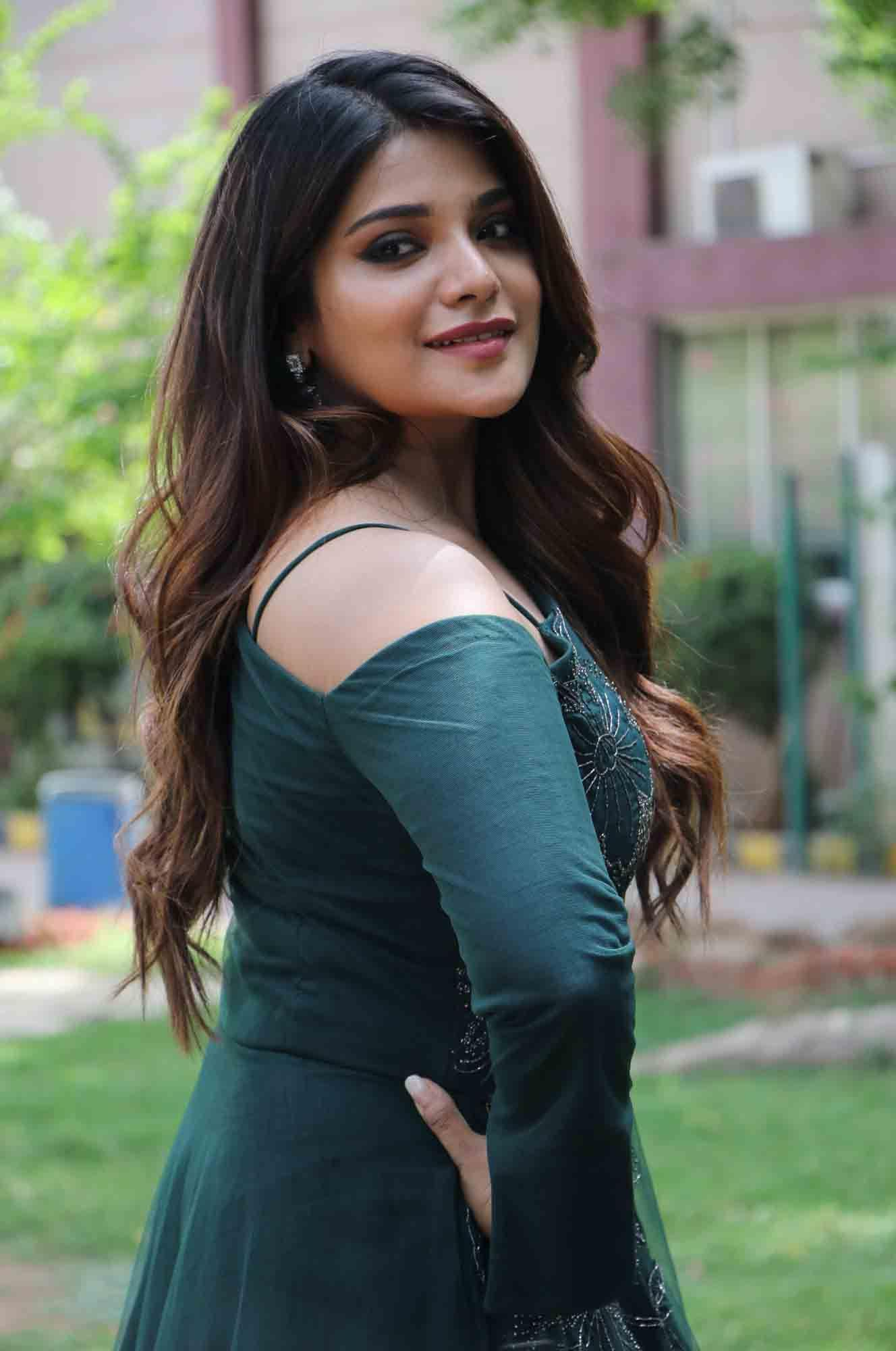 Aathmika Latest Photoshoot Stills