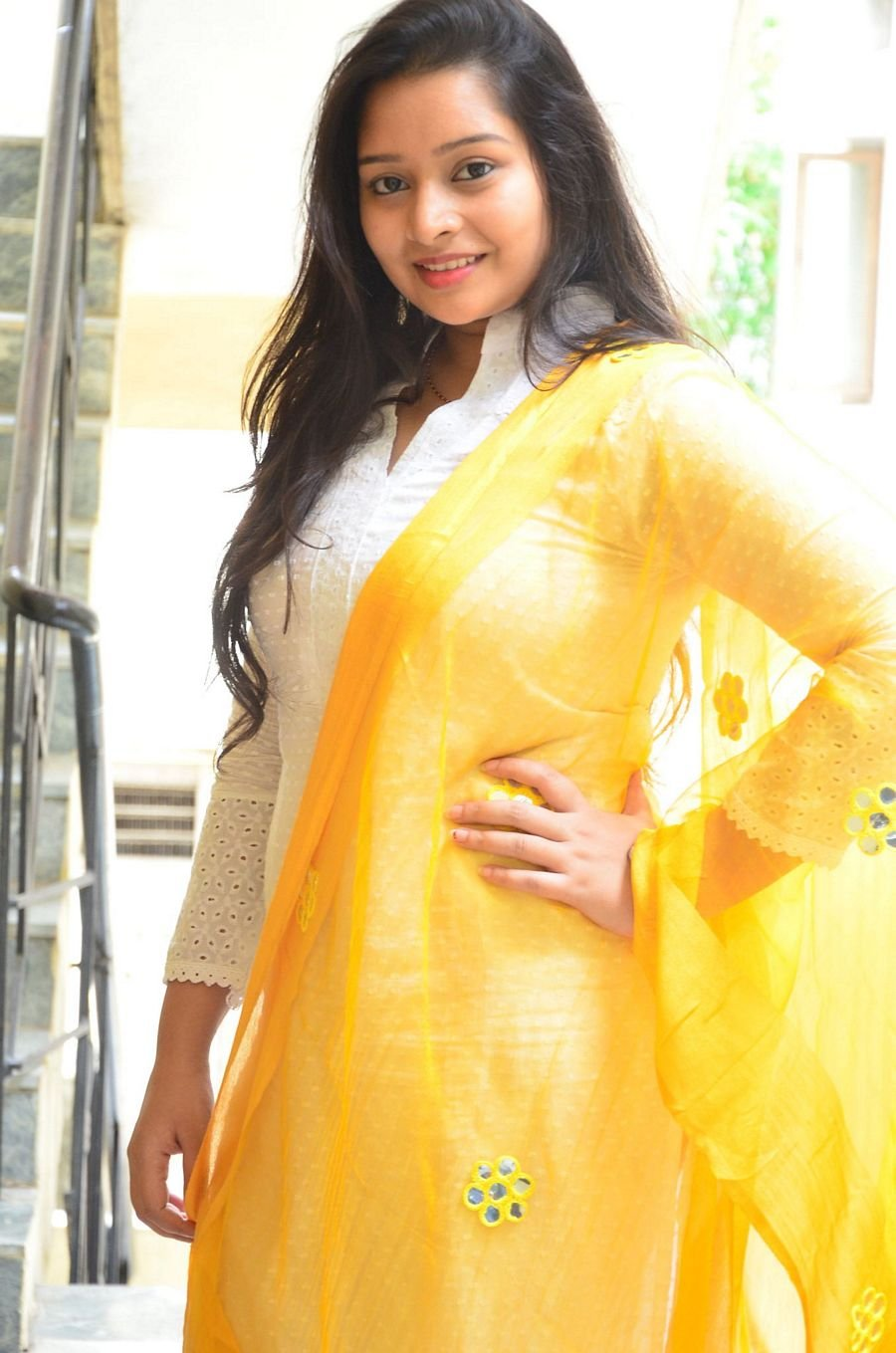 Actress Abhinaya Latest Stills