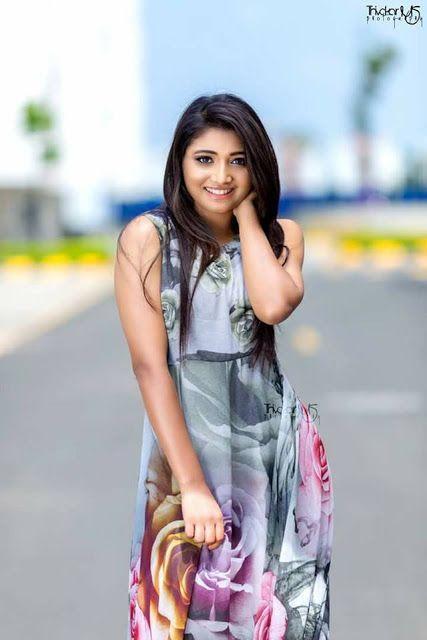 Actress Adhiti Menon Latest Photoshoot Stills