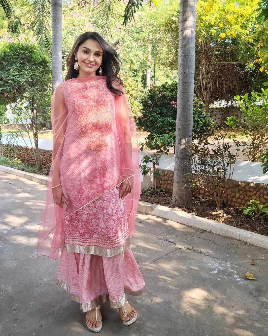 Actress Andrea Jeremiah New Pictures