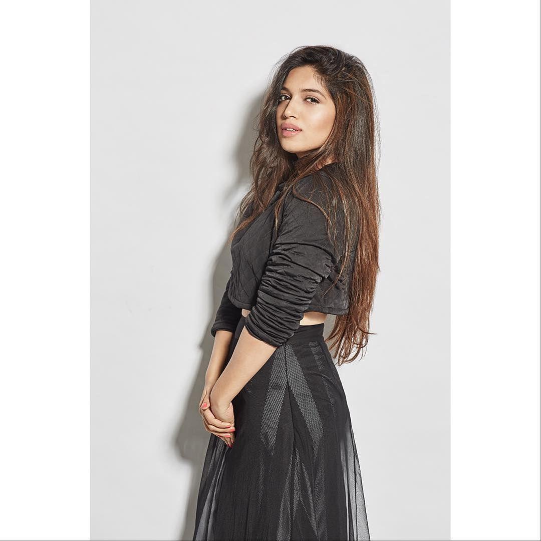 Actress Bhumi Pednekar Latest Hot Photoshoot Stills