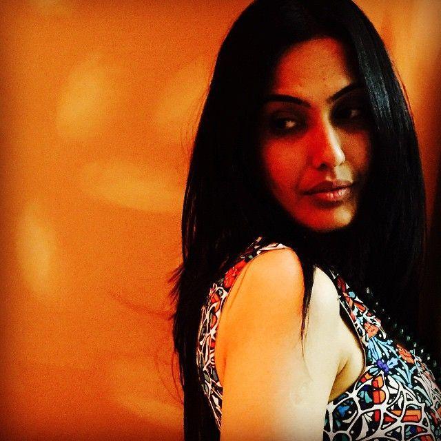 Actress Kamya Latest Unseen Hot Photo Stills
