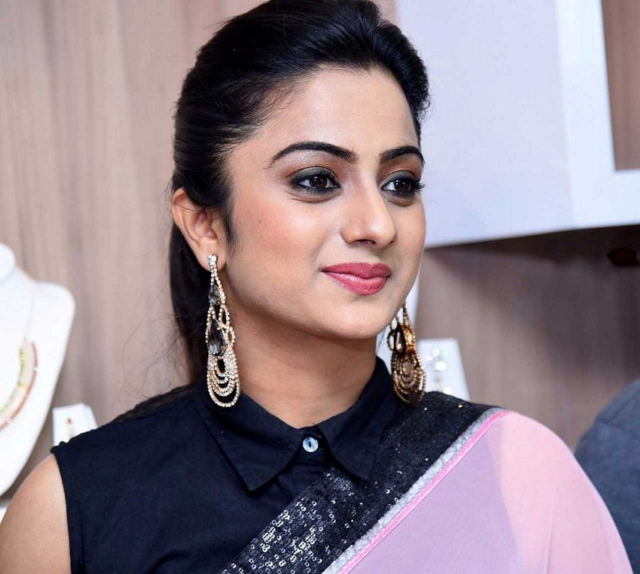 Actress Namitha Pramod Latest Stills-8466