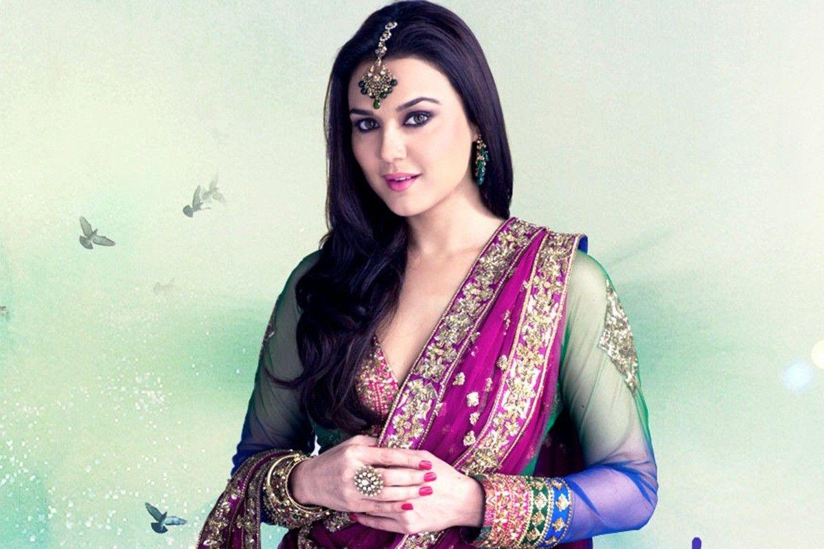 Actress Preity Zinta Hot Latest New Hd Images-1553
