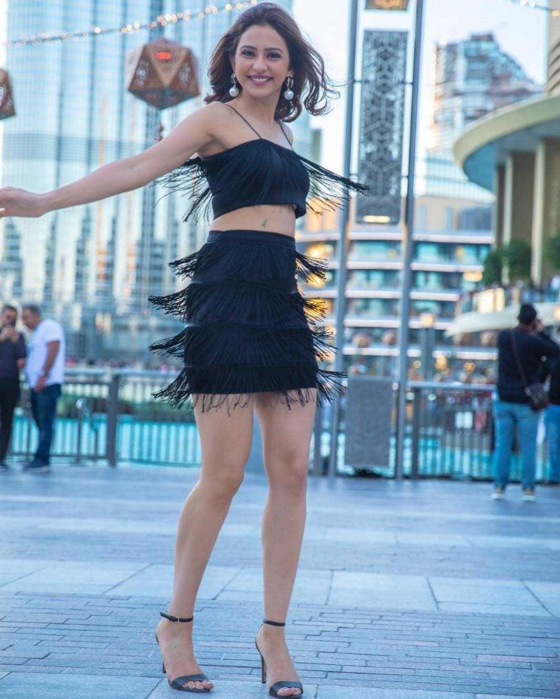 Actress Rakul Preet Singh New Photo Stills