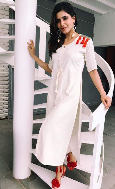 Actress Samantha Ruth Prabhu Latest Gallerys