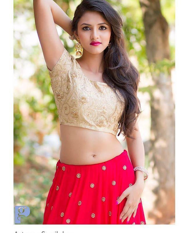 Actress Samikshaa Latest Hot Photoshoot Stills