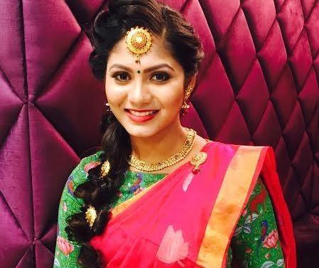 Actress Shruti Reddy Photoshoot Stills