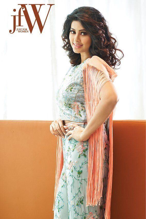 Actress Sneha poses for JFW magazine Photoshoot Stills