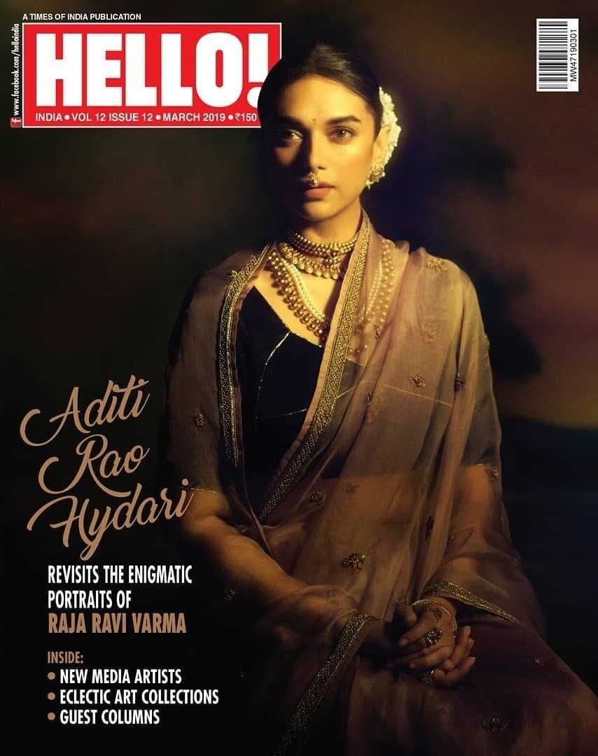 Aditi Rao Hydari New Photo Shoot