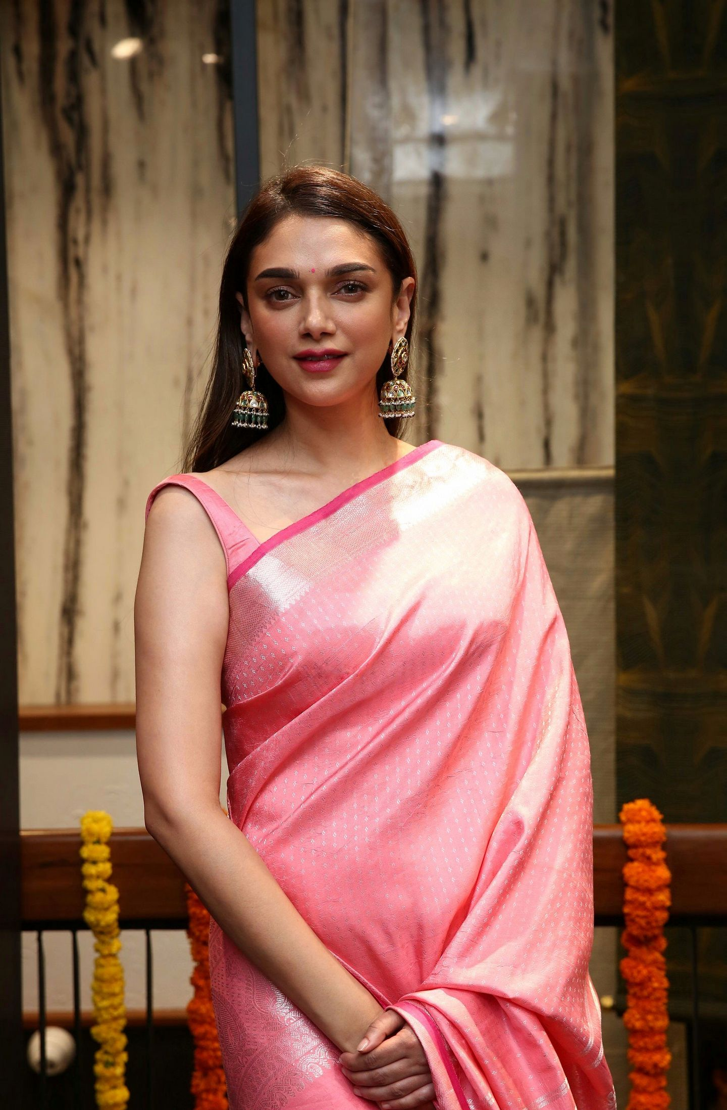 Aditi Rao at Taneira Launch