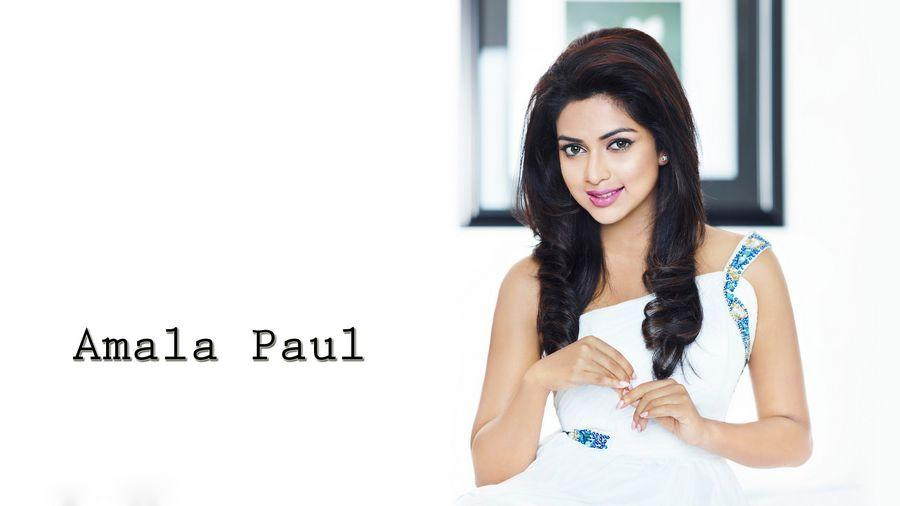 Amala Paul Hot & Spicy Close UP HD Wallpapers